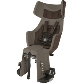 bobike Maxi Tour Exclusive Plus Child Seat incl. 1P Mounting Bracket, cinnamon brown